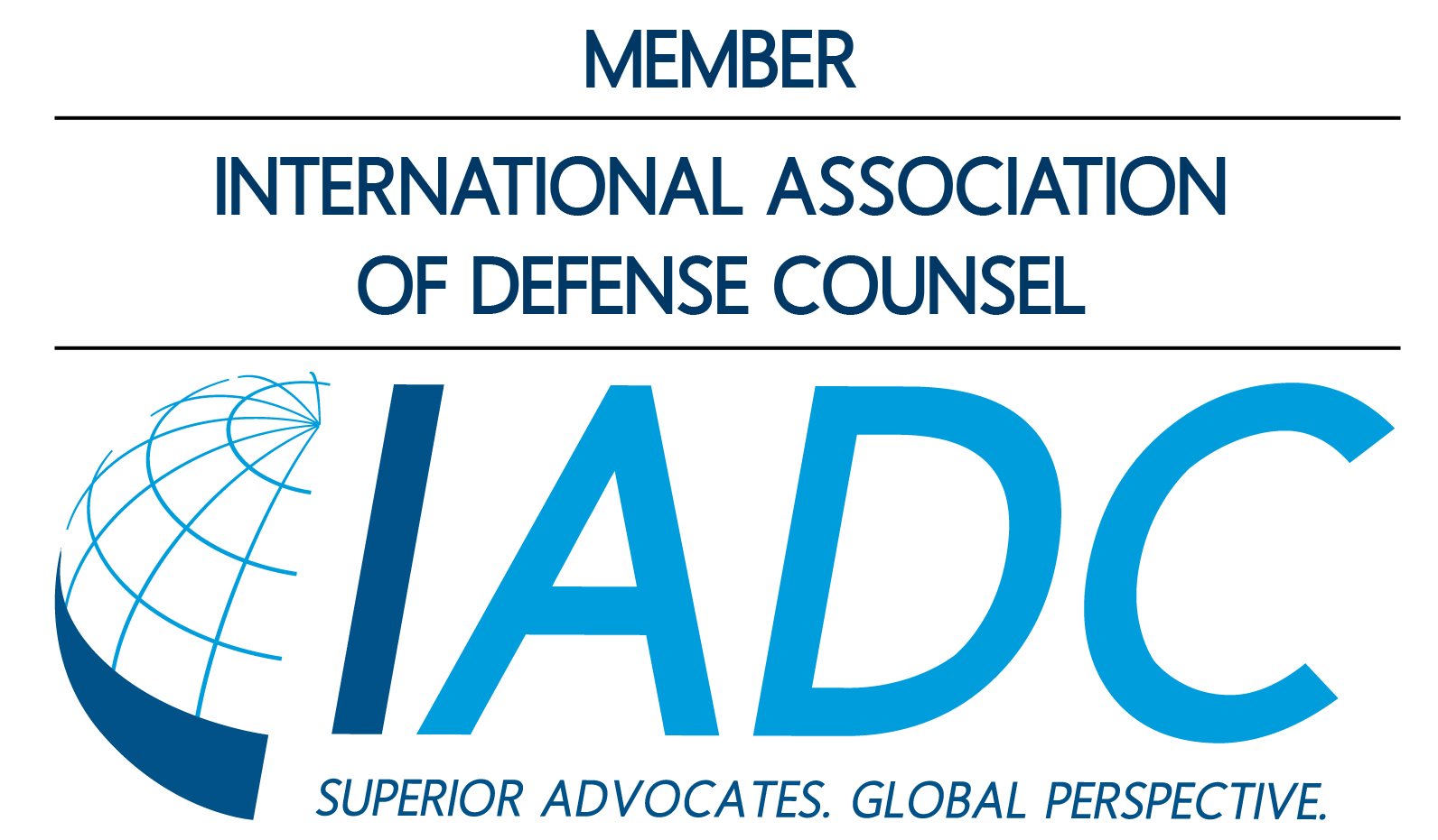 International Association of Defense Counsel Badge